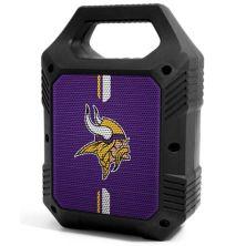 Minnesota Vikings Bluetooth Speaker With Handle Unbranded