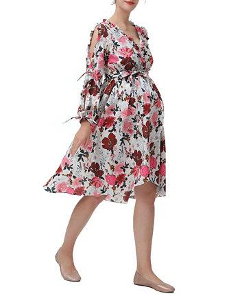 Платье в режиме инкогнито для родильного дома и сестринского ухода Акеми Kimi + kai