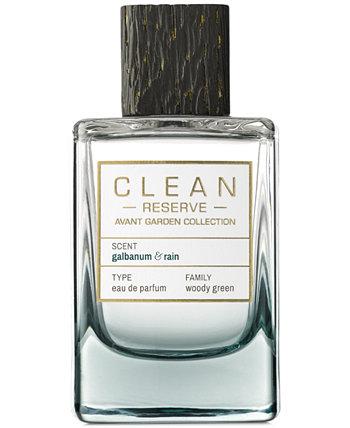 Avant Garden Galbanum & Rain Eau de Parfum, 3,4 унции. CLEAN Fragrance