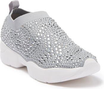 Carry Embellished Slip On Sneaker Lauren Lorraine