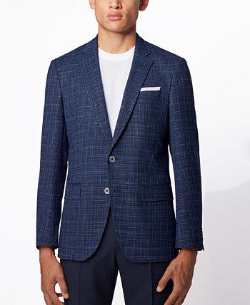 Куртка приталенного кроя BOSS Men's Hutsons4 BOSS Hugo Boss