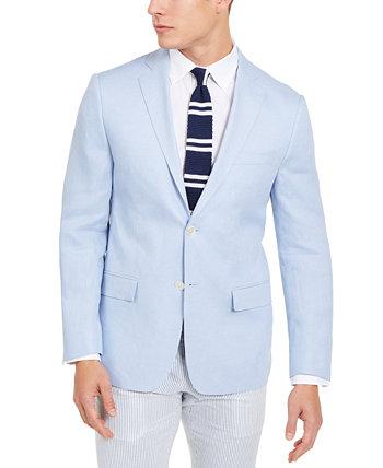 Мужские льняные спортивные пальто классического кроя UltraFlex Ralph Lauren