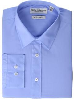 Твердый CVC Классическая рубашка Nick Graham