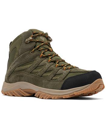 Мужские водонепроницаемые походные ботинки Crestwood ™ средней высоты Columbia