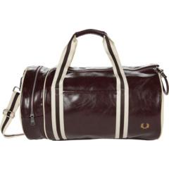 Классическая сумка-бочка Fred Perry