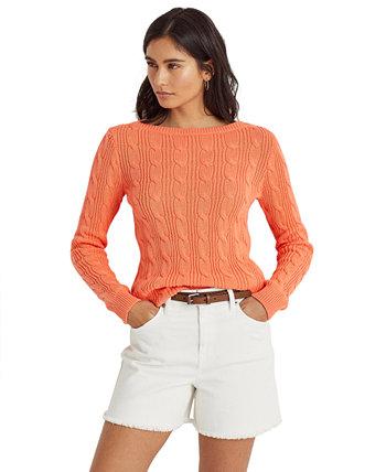 Вязаный свитер Ralph Lauren