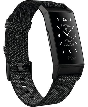 Смарт-часы Charge 4 SE с гранитной лентой и сенсорным экраном 22,6 мм Fitbit