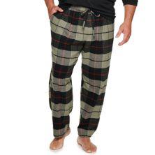Большие и высокие фланелевые пижамные брюки Sonoma Goods For Life® Sonoma Goods For Life