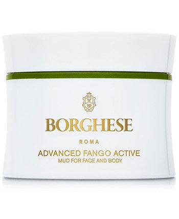 Advanced Fango Активная очищающая грязевая маска, 2,7 унции. Borghese
