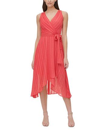 High-Low Midi Dress Tommy Hilfiger