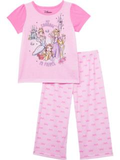 Полиэтиленовый комплект Fierce Courage Disney Princess (для маленьких и больших детей) Favorite Characters