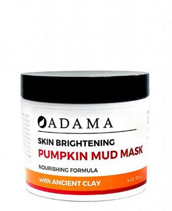 Adama Pumpk Mud Mask, 4 унции Zion Health