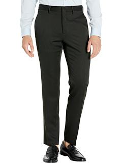Стрейчевые облегающие классические брюки спереди Urban Heather Kenneth Cole Reaction