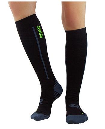 Легкие компрессионные мужские носки Zensah
