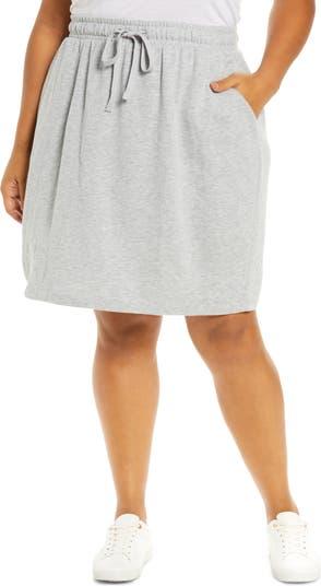 <sup>®</sup> Drawstring Waist Skirt Caslon