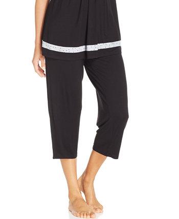 Пижамные штаны Yours to Love Capri Ellen Tracy