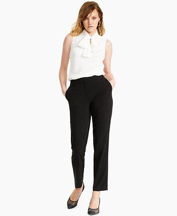 Классические брюки прямого кроя, созданные для Macy's Bar III