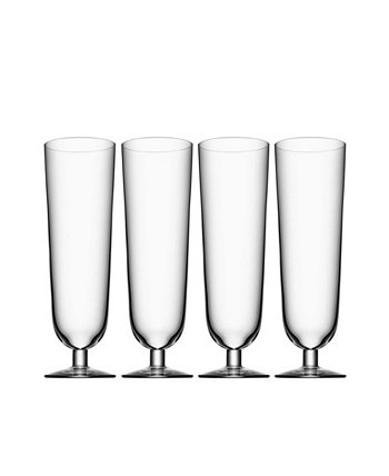 Бокалы для пивных пилс, набор из 4 шт. Orrefors