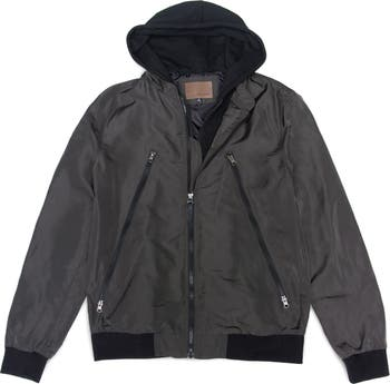Куртка-бомбер Verdi с капюшоном Civil Society