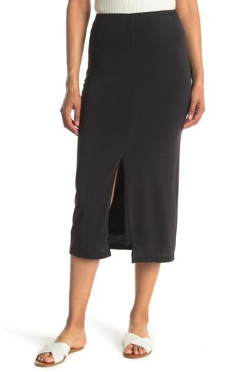 Длинная трикотажная юбка с разрезом CATHERINE Catherine Malandrino