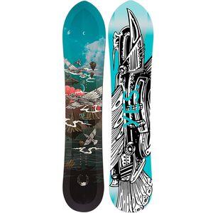 420 Powderhull Snowboard - 2022 Yes.