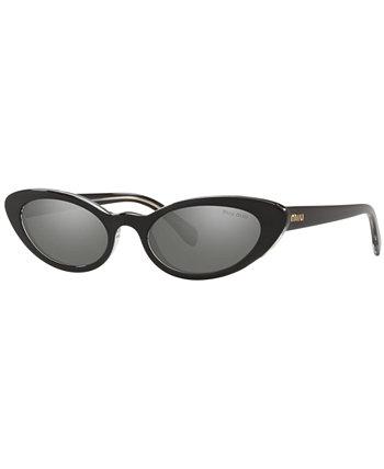 Солнцезащитные очки, MU 09US 53 MIU MIU
