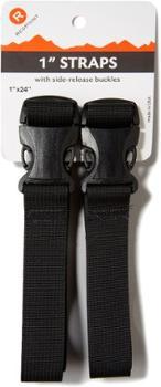 1-дюймовые лямки с пряжками с боковым выпуском - 2 шт. В упаковке Redpoint