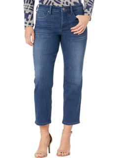 Petite Relaxed Piper Ankle Jeans in Saybrook NYDJ Petite