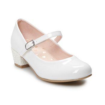 SO® Claudie Girls' Mary Jane Heels SO