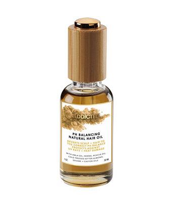 PH Balancing Натуральное масло для волос Addicted Beauty