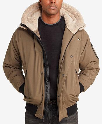Мужская куртка-бомбер с капюшоном Sean John