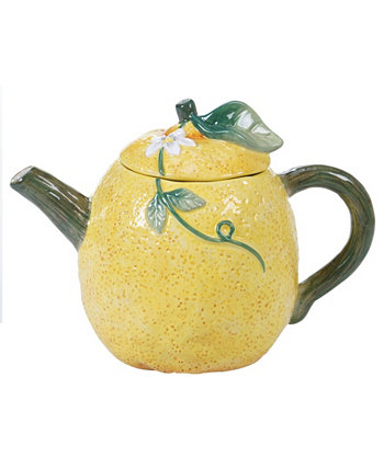 Цитрон 3-D Лимонный чайник Certified International