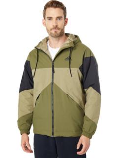 Утепленная куртка Back To Sport с капюшоном Adidas Outdoor