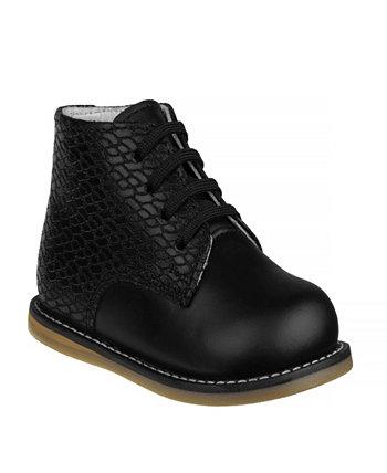 Тканые прогулочные туфли Logan для маленьких мальчиков и девочек Josmo