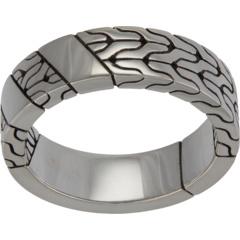 Классическое кольцо-цепочка 7 мм JOHN HARDY