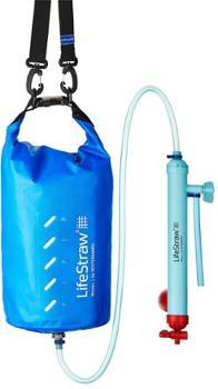 Очиститель воды Mission Gravity LifeStraw
