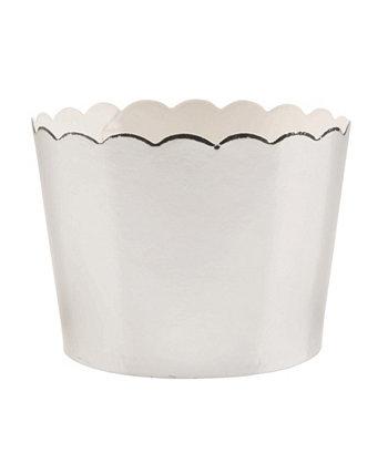 Маленькая металлическая чашка, 50 шт. В упаковке Simply Baked