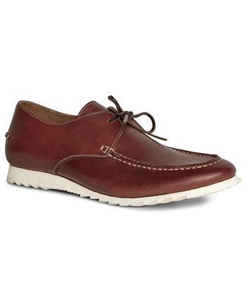 Hendrix Moccasins Мужская повседневная обувь на шнуровке CARLOS by Carlos Santana