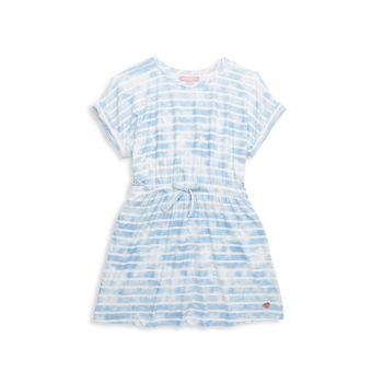 Вкусное платье для маленьких девочек с принтом тай-дай BCBG Girls