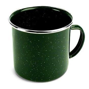 Чашка для запеченной эмалированной посуды - 12 унций. GSI Outdoors