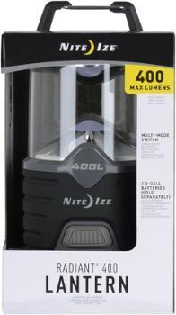 Светодиодный фонарь Radiant 400 Nite Ize