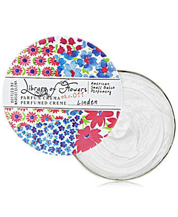 Linden Parfum Crema, 2,5 унции. Library of Flowers