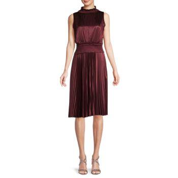 Платье-блузон со складками Nanette nanette lepore