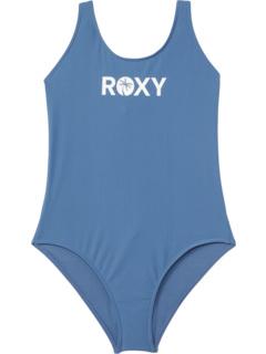 Сплошной купальник Perfect Surf Time (Big Kids) Roxy Kids