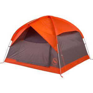 Big Agnes Dog House 4 Tent: 4-Person 3-Season Big Agnes