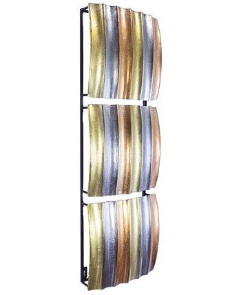 Коллекция Naomi 3-панельный настенный декор Heather Ann Creations