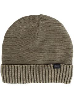 Классическая теплая зимняя вязаная шапка-бини с флисовой подкладкой для мужчин и женщин Levi's®