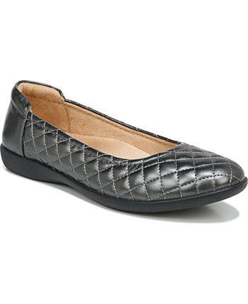 Плоские туфли без шнуровки Flexy 5 Naturalizer