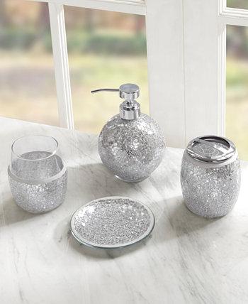 Набор принадлежностей для ванны Mosaic из 4 предметов Madison Park