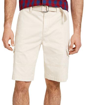 Мужские шорты-карго Franklin, созданные для Macy's Sun + Stone